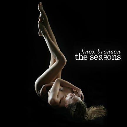 "Amber Arbucci graces the cover of ""the seasons"""