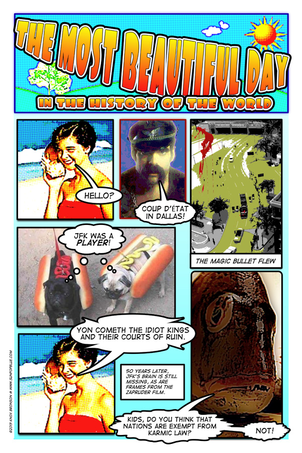 [comics] The Killing Of JFK