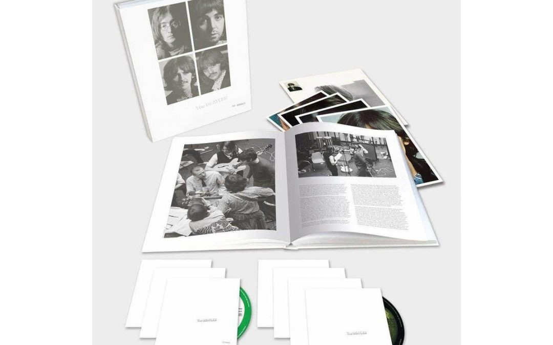 [podcast] November 22, 1968: The Release of The Beatles' White Album