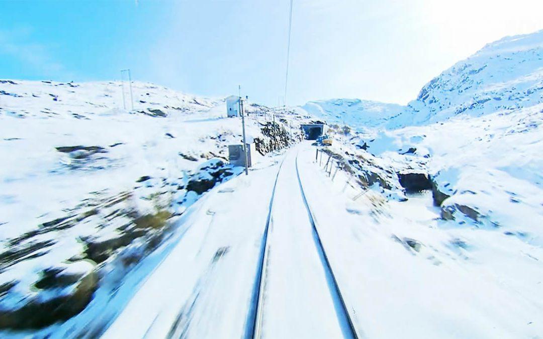 [video] Winter Blue
