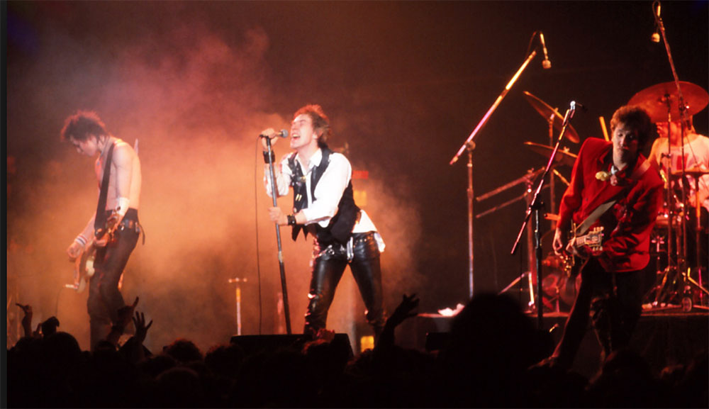 {podcast} The Sex Pistols At Winterland, January 14, 1978