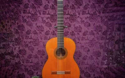 {podcast} My New Guitar, A 1969 Kohno No. 5