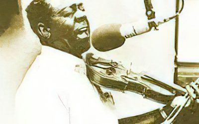 {podcast} L.C. Good Rockin' Robinson, A Bluesman & A Gentleman
