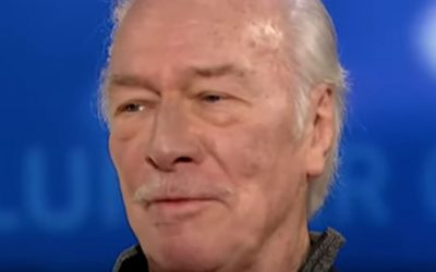 {podcast} Drinking With Christopher Plummer