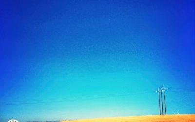 Coalinga Skies